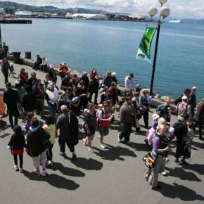 October 2011 – New Zealand Babywearing Week