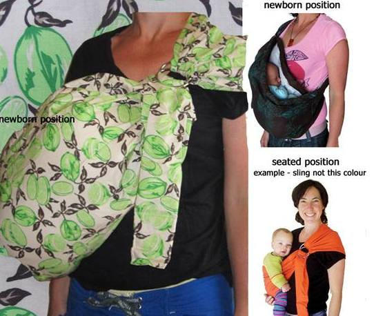 unity ring sling