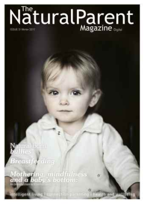 The Natural Parent Magazine at Babywearing Wellington's 4th Annual Slingwalk