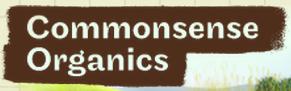 commonsense organis