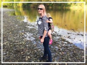 A new Island Custom Toddler Onbu for BabywearingWellington