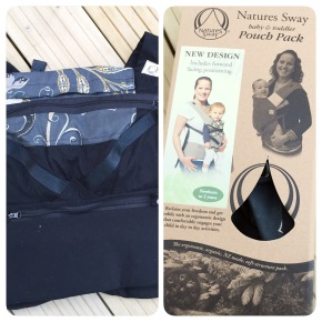 Natures Sway Multi-Way Pouch Pack